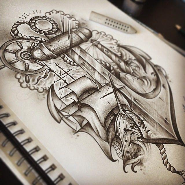 Done for my customer #tattooformyclient #edwardmiller