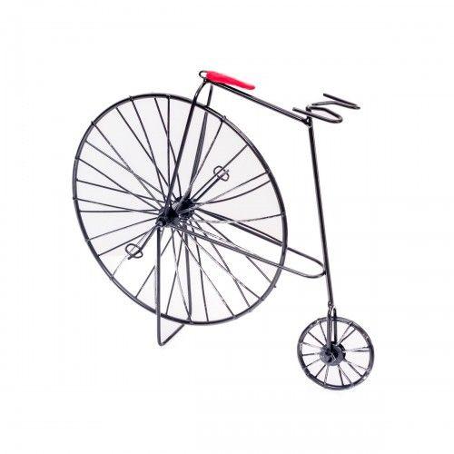 Peniki | hiasan sepeda besi antik dekorasi dekor pajangan interior design