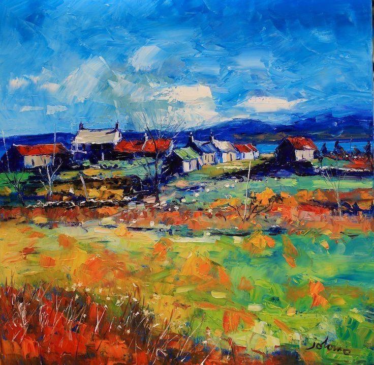 """""""Lagg Township Isle of Jura""""  John Lowrie Morrison"""