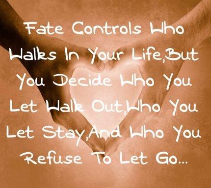 Fate Controls..
