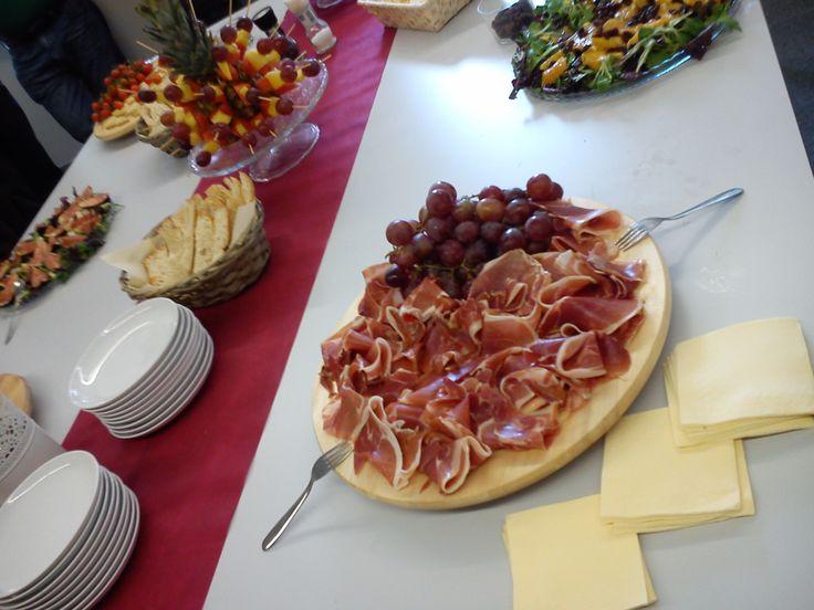 tabla de jamón ibérico