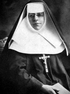 Saint Katharine Drexel was amazing!  In an era of crushing racism in America, she reached out to the non-white peoples and dedicated her life to the material and spiritual well-being of black and native Americans.  What a heroine!!