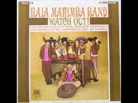Baja Marimba Band - The Telephone Song