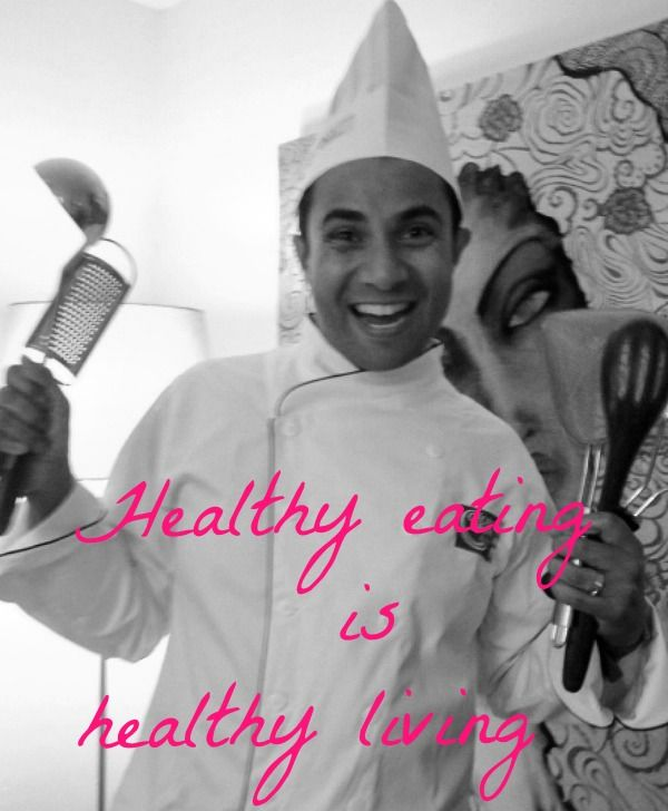 healthy eating is healthy living.