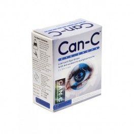 Can-C krople do oczu są jednym z najnowszych osiągnięć przeciw starzeniu. Zawierają specjalną formułę Karnozyny, o nazwie N-acetylcarnosine, naturalny przeciwutleniacz, który osiągnął znakomite wyniki w badaniach klinicznych. Dr Babizhayev, który kierował rosyjskim zespołem badawczym i opracował przełomowe leczenie, stwierdził, iż maksymalne wyniki uzyskiwane zostają zazwyczaj w ciągu okresu 3 do 5 miesięcy, jednak często już pierwsze efekty zauważalne są w 1 miesiącu stosowania kropli…
