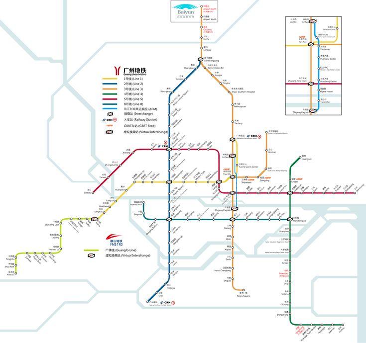 Este sistema subterrâneo de trânsito rápido é uma criação de Chen Yu, que foi o governador da província de #Guangzhou durante 1957-1967. O sistema está em discussão desde o início de 1960 até hoje. O plano foi trazido para a mesa duas vezes ao longo dos anos, no entanto, foi rejeitado muitas vezes devido a restrições financeiras e técnicas. Além disso, as autoridades que pesquisaram a natureza geológica do terreno opinaram que o solo não é adequado para a construção de um sistema de metrô…