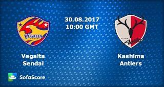 live streaming sports tv free | Vegalta Sendai Vs. Kashima Antlers | live stream | 30-08-2017