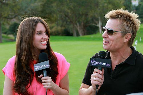 Kato Kaelin, Traci Stumpf, Celebrity Golf