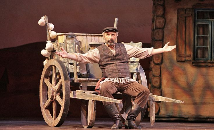 fiddler on the roof set design | Music Theatre of Wichita's Community Rental: Fiddler on the Roof ...