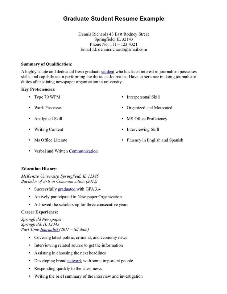 Best 25+ Professional profile resume ideas on Pinterest Cv - sample of targeted resume