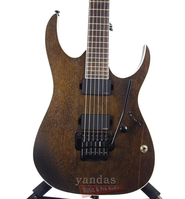 Ibanez RGIR20BEWNF Iron Label RG Electric Guitar