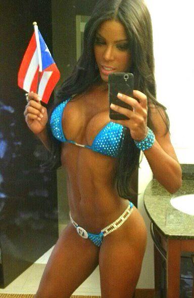 Yarishna Ayala: Fit Women, Female Fitness, Beautiful Women, Yarishna ...