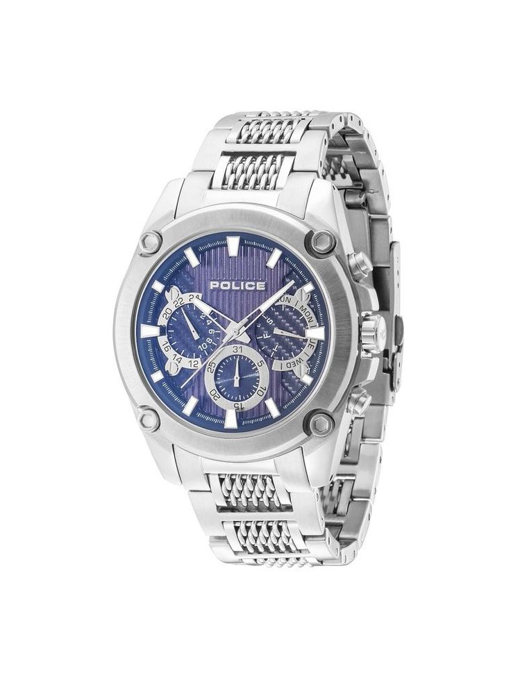 New Police Men Watch MESH UP PL14543JS03M, 2016 Collection #Police #Sport