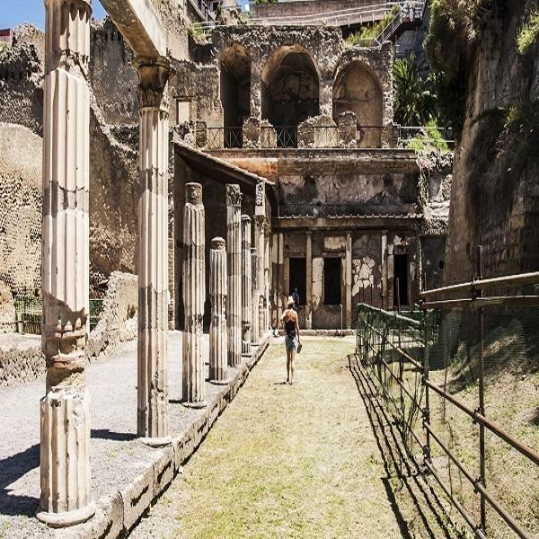 Ruins Of Herculaneum Naples Shore Excursion European Cruise