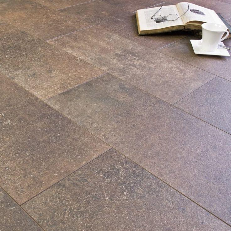 Tile Effect Laminate Flooring Suitable For Kitchens