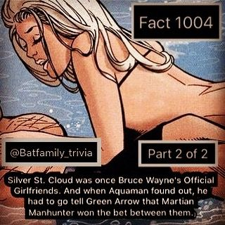 So did agatha Ruin her. I lost interest in Gotham when she was introduced. Now the actress looks great as St. Cloud but what happened with her character? #StCloud #Silver #Batman75 #Arkham
