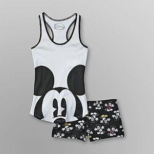 Mickey Mouse Pj Set $19.20 (Sears.com)
