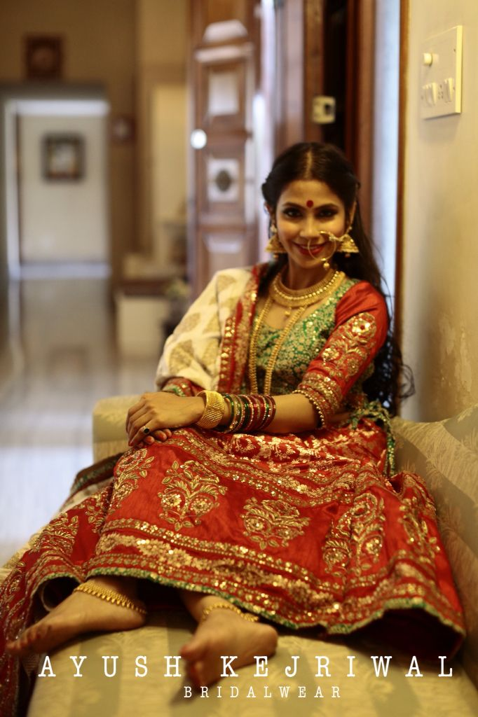 BRIDALWEAR by Ayush Kejriwal.