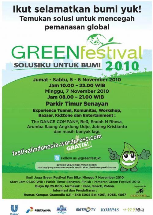 Green Festival 2010