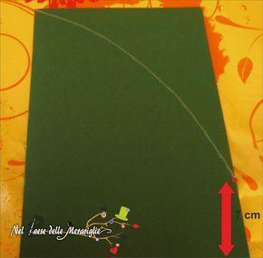 Vi presento un tutorial semplicissimo su come realizzare un cappello di Peter Pan in cartoncino per i vostri bambini.   Occorrente    un...