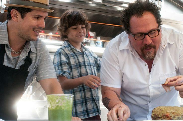 First Look at 'Chef' -- Jon Favreau, John Leguizamo