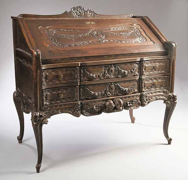 17 meilleures images propos de mobilier ancien sur pinterest louis xiv louis xvi et ench res. Black Bedroom Furniture Sets. Home Design Ideas