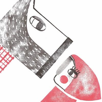 Caperucita y el lobo | Caperucita roja, Rojo, Ilustraciones