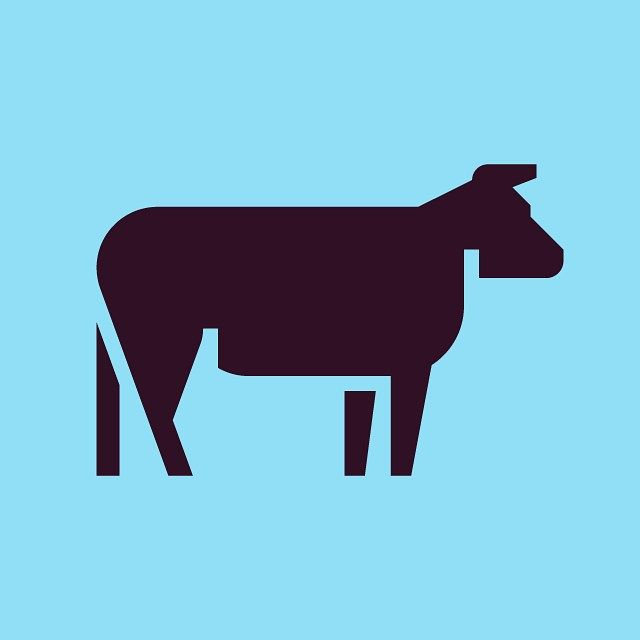 Cow icon @nounproject #icon #icondesign #iconic #iconography #iconset #iconaday #icon_stagram #pictogram #picto #symbol #vector #graphicdesign #graphic #illustration #illustree #design #designspiration #minimal #animal #farm #nounproject #cow #animal #beef #bull #ox  https://thenounproject.com/term/cow/241601/
