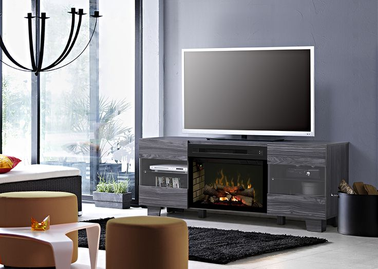 Max Media Console · Media ConsolesElectric FireplacesTv ...