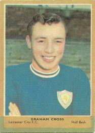 109. Graham Cross  Leicester City