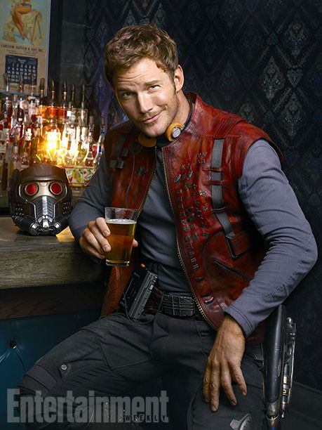 Chris Pratt, Guardians of the Galaxy