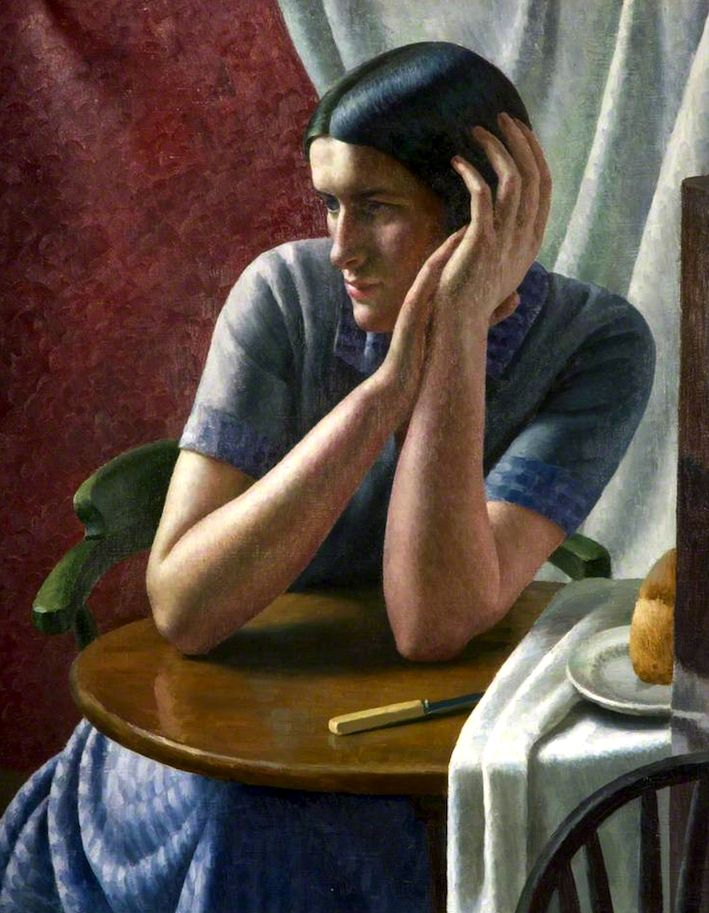 Clara by Dod Procter