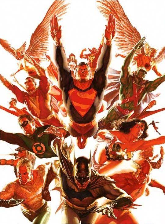 World's Greatest Super-Heroes - Comic Art Community GALLERY OF COMIC ART