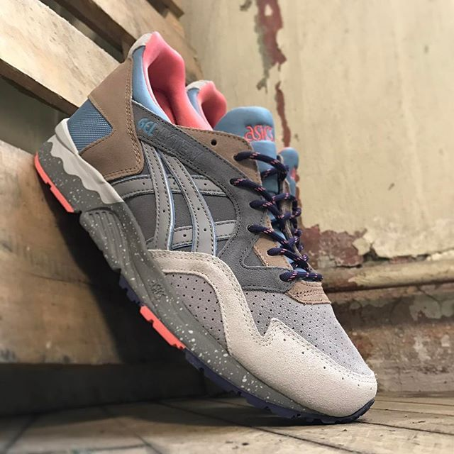 lowest price da675 27a1f ... New Arrival Asics GEL-Lyte V Carbon US Mens Sizes ...
