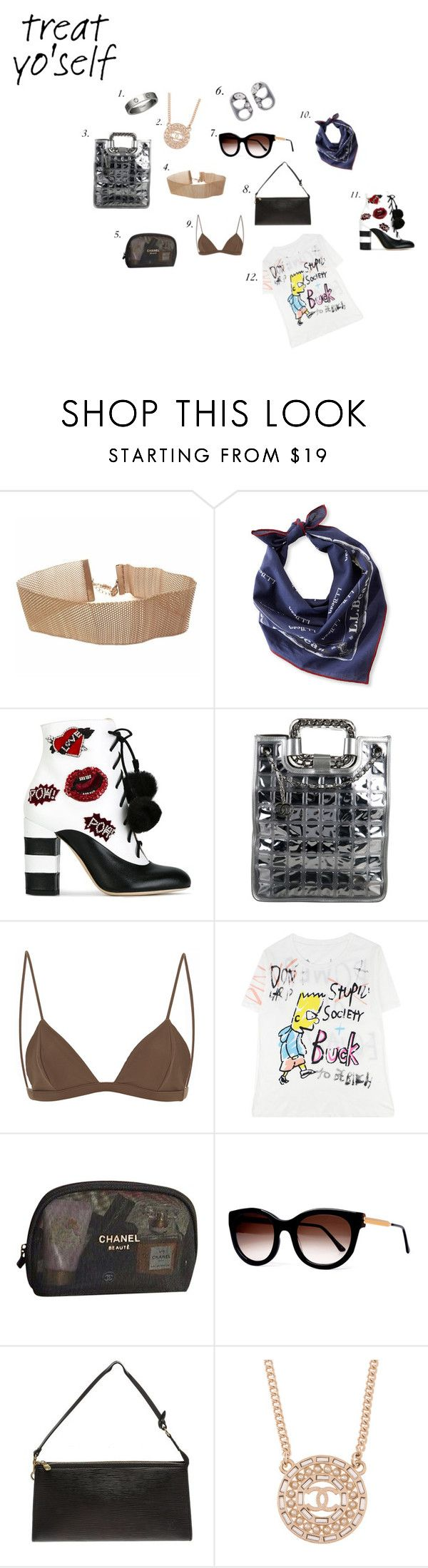 """""""Wishlist: 003"""" by xxapril on Polyvore featuring L.L.Bean, GEDEBE, Chanel, Jade Swim, Thierry Lasry, Louis Vuitton and Marc Jacobs"""
