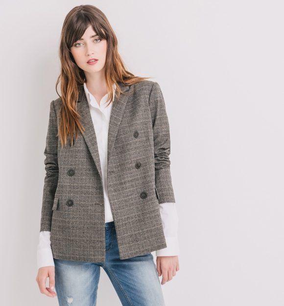 La veste à carreaux nous assure un parfait look masculin-féminin : http://www.taaora.fr/blog/post/veste-carreaux-marron-look-style-masculin-feminin-promod