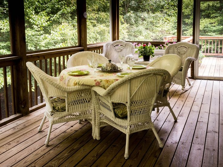 Are you ready for summer #cookouts on your #deck? Stain first, then beautify. 30 great decks! http://www.midwestliving.com/homes/outdoor-living/30-ideas-to-dress-up-your-deck?page=0