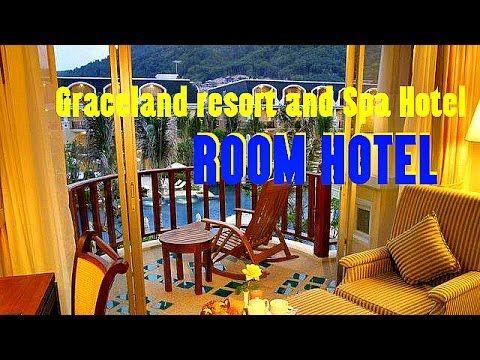 Грэйслэнд Резорт и Спа Отель НОМЕР ОТЕЛЯ Graceland resort and Spa Hotel ...