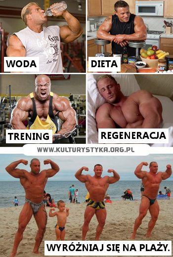 Lato, plaża. :)) #kulturystyka #fitness #summer #lato #cwiczenia #motywacja #motywatory #fit #motivation #gym