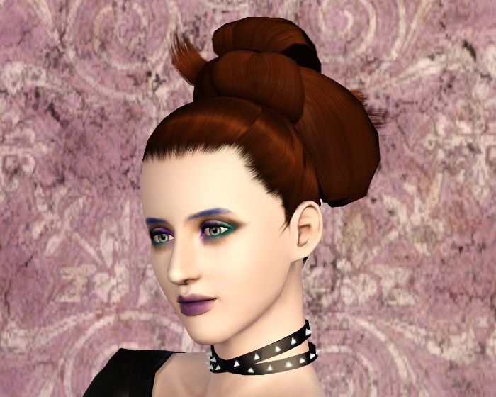 club_crimsyn   Default Replacement Textures - Frightful Hair Store Set