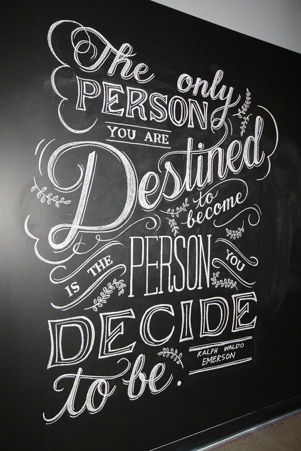 25+ unique Chalkboard wall art ideas on Pinterest   Chalk ...