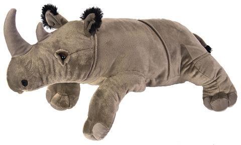 Jumbo Plush Cuddlekins Rhinoceros