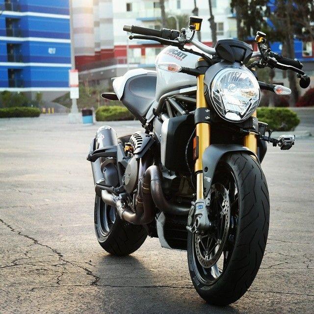 2014 Ducati Monster 1200S #ducati #monster #1200S