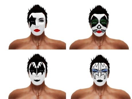 KISS Makeup Set