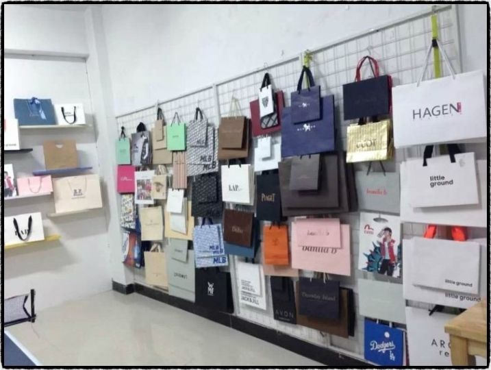 BRAND PAPER BAG: [mast] MAST China, a manufacture moved to a new pl...