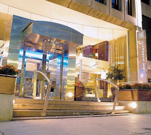 LEMAYMICHAUD | GERMAIN | Montreal | Architecture | Design | Hospitality | Hotel |