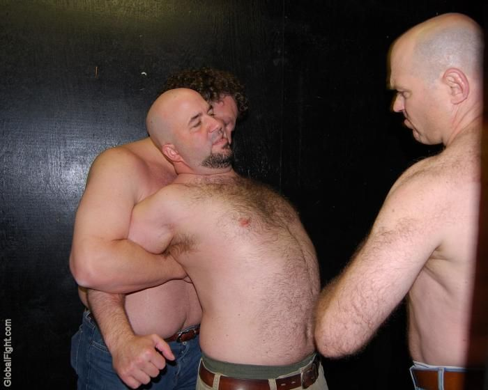 Double Teaming Wrestling Gay 34