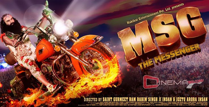 Watch Online Movie: Watch Full MSG-2 The Messenger Movie Online