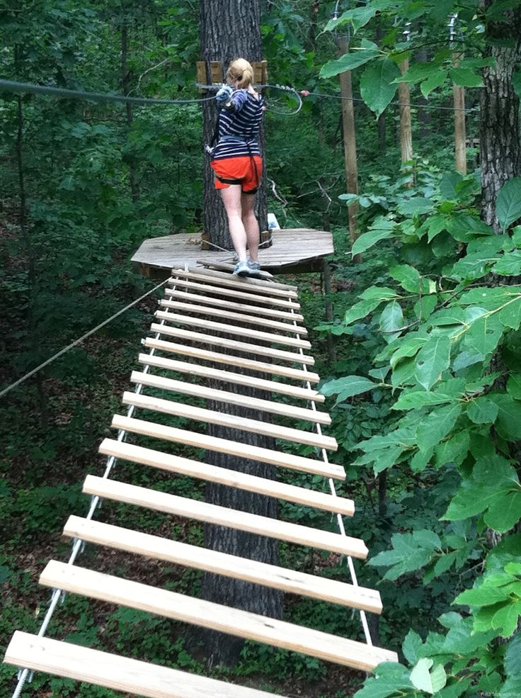 TreeTop Quest in Gwinnett County is an awesome adventure course for preschoolers through adult. Tweens and teens will LOVE it.