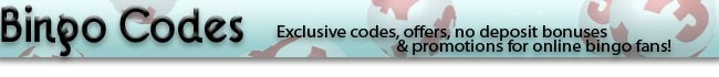 bingocodes.co.uk #promotion_codes #deals #bingo_bonuses #bingocodes #special_offers